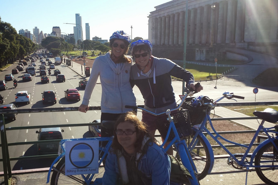 Argentina by Bike
