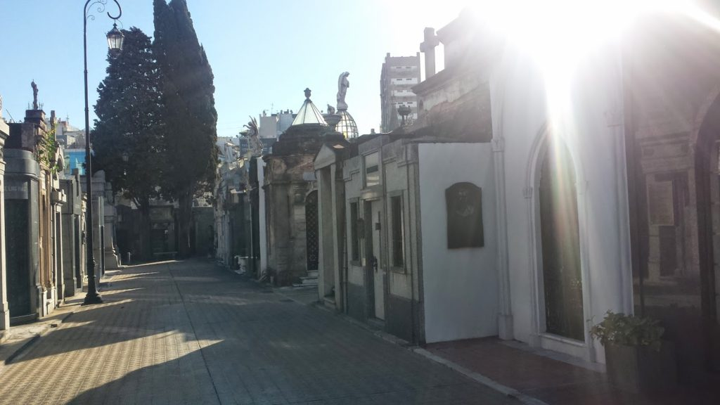 Buenos Aires Cemetery