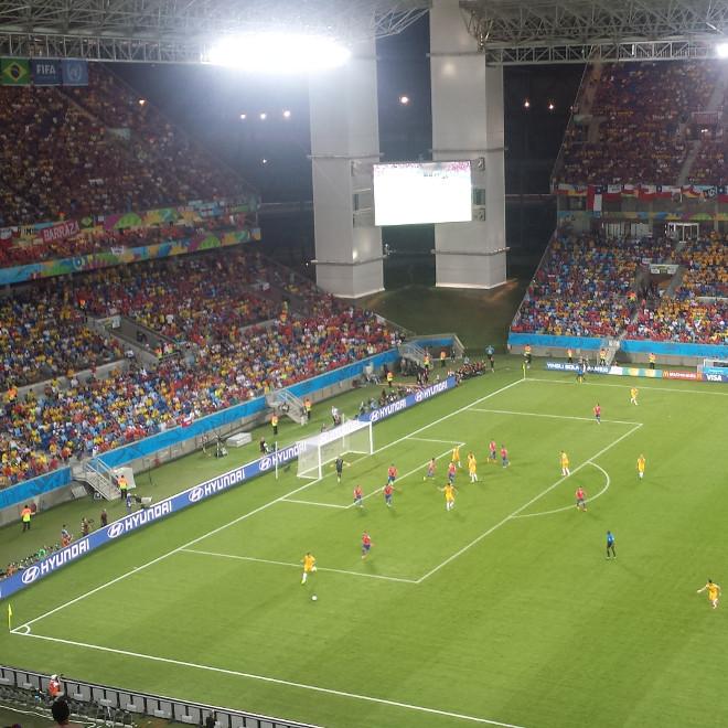 Chile match