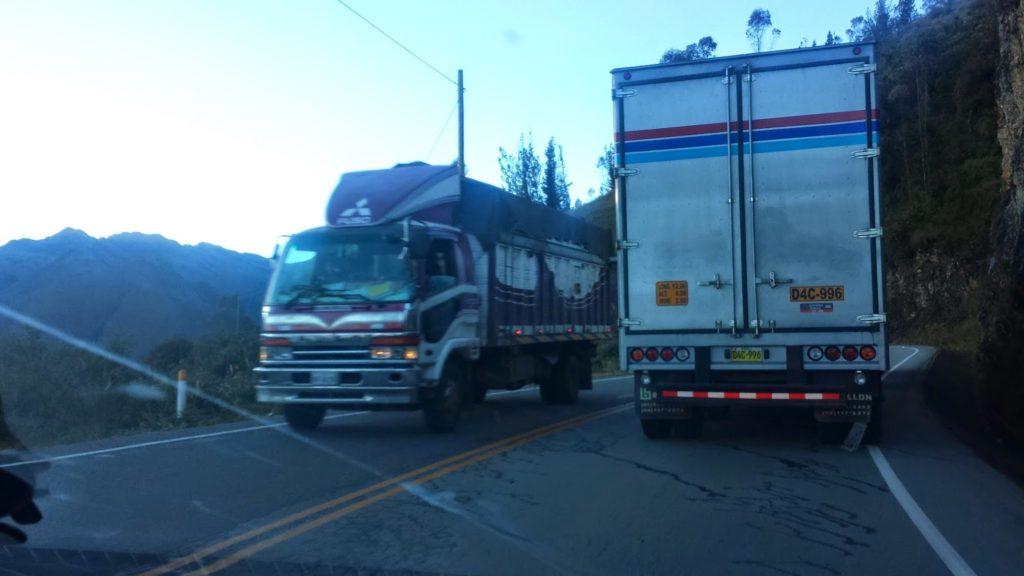 Double trucks