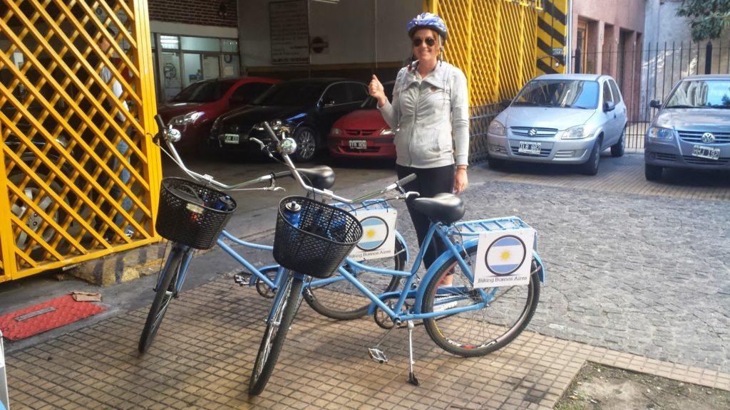 Linnie bike Argentina