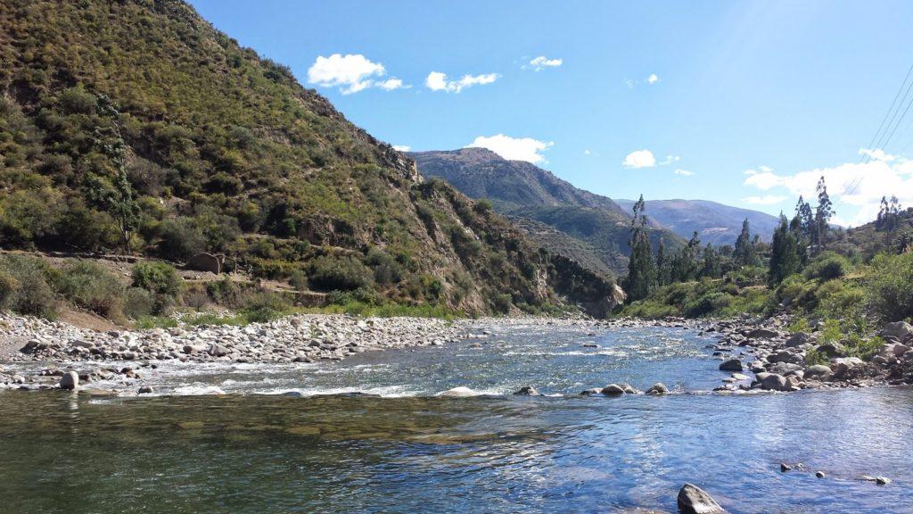 River in Peru