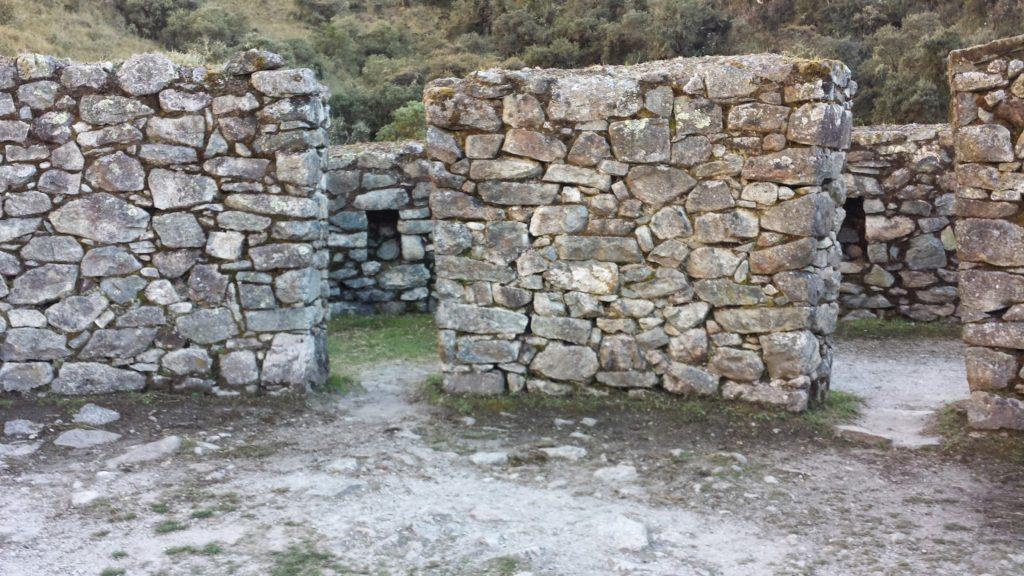 Inca Site rocks