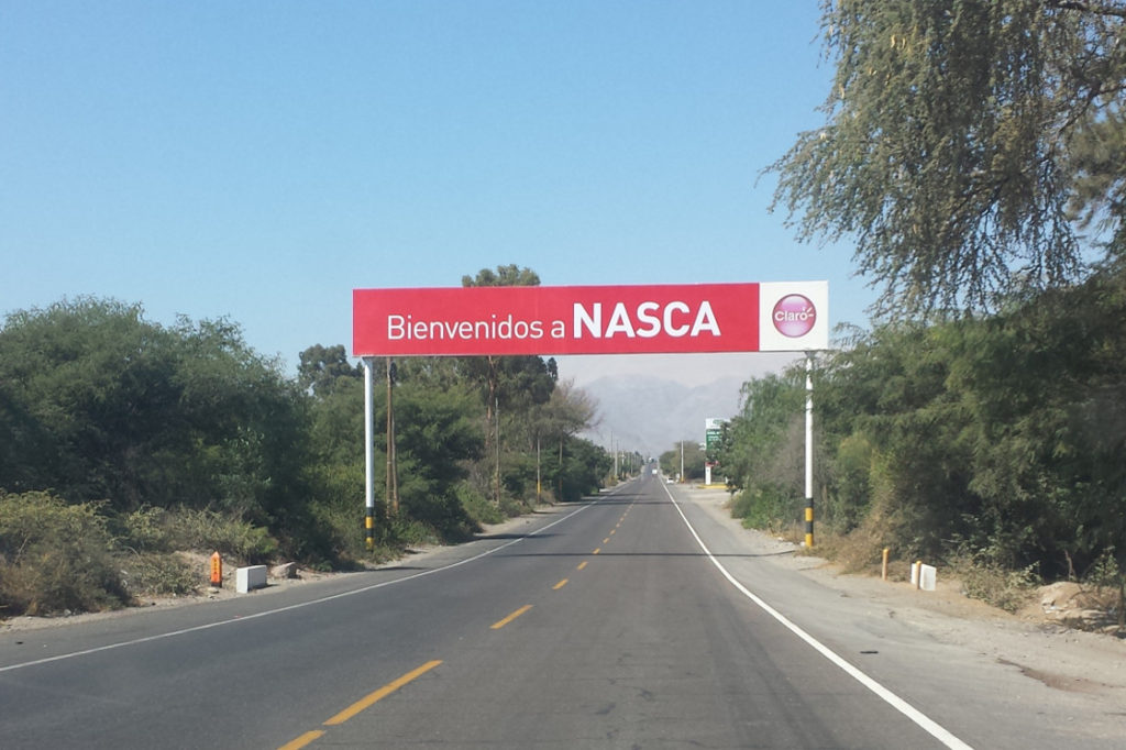 Welcome to Nasca