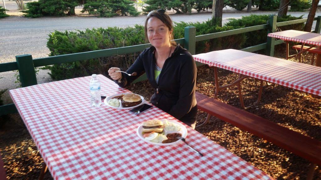 Breakfast in Holbrook
