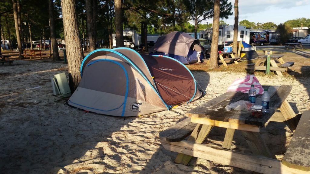 Campsite Panama City
