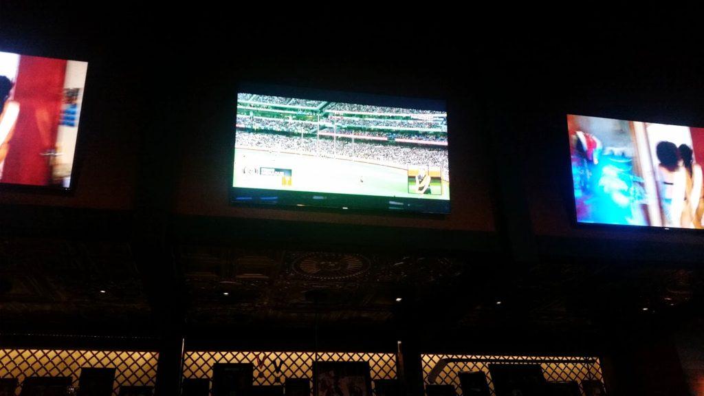 Collingwood vs Richmond in Las Vegas