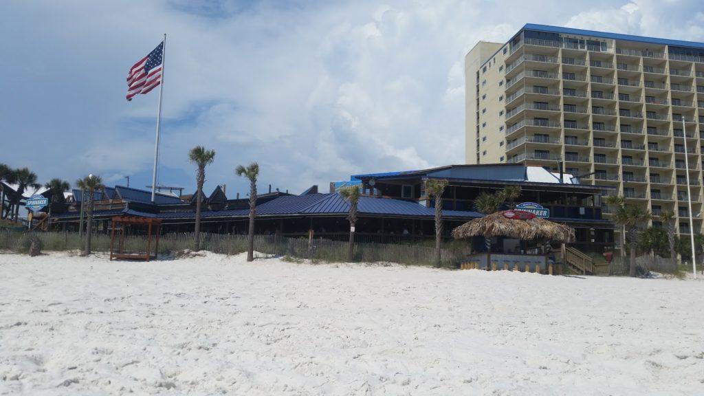 Panama City Beach lunch spot