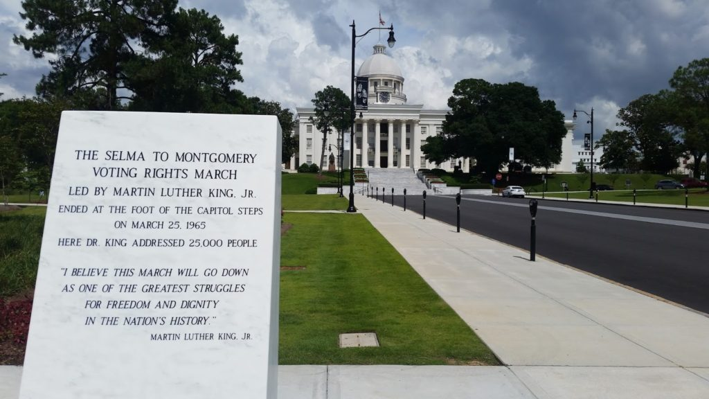 Selma Montgomery Voting Rights March