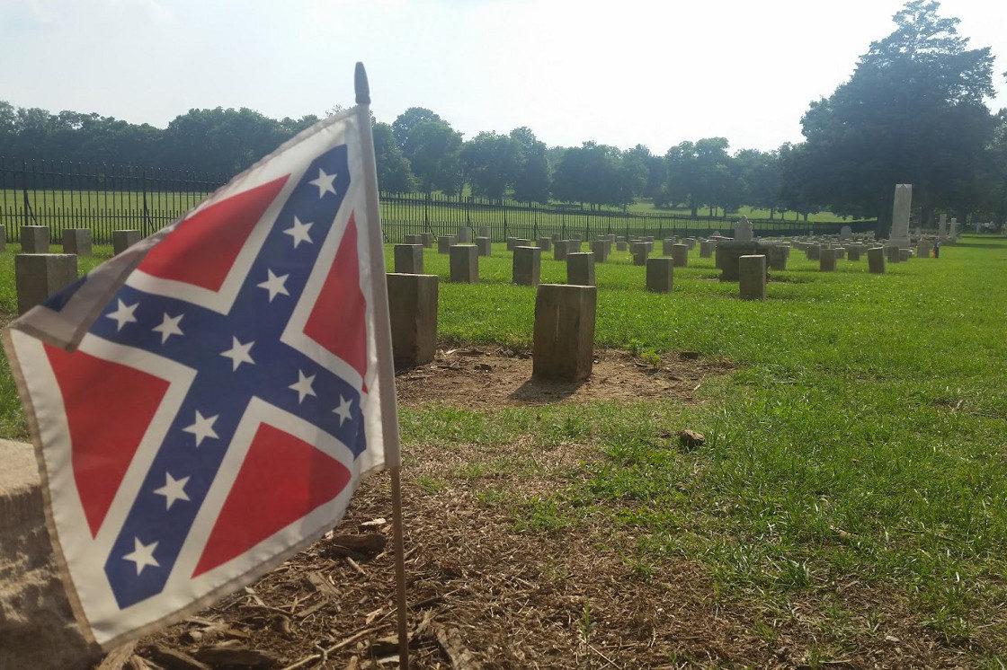 Confederates Graveyard