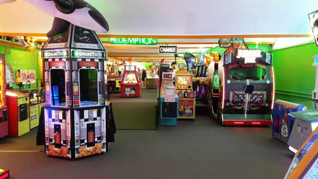 Lake George Games Arcade