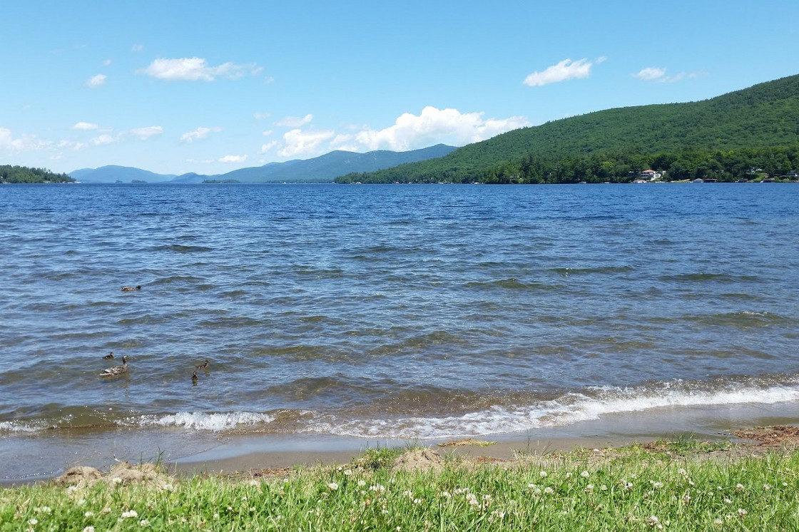 Lake George header