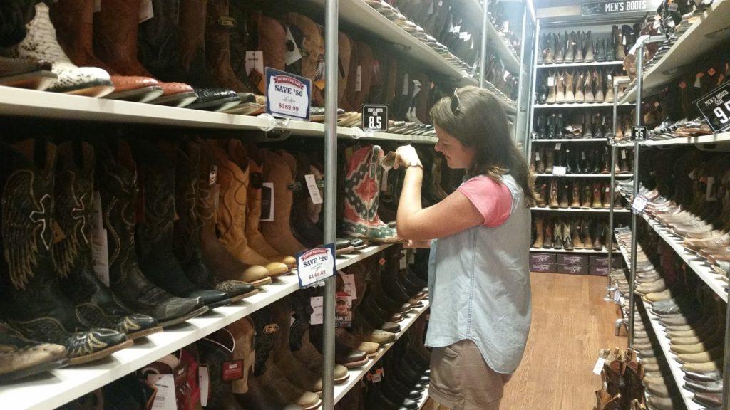 Linnie Nashville boots
