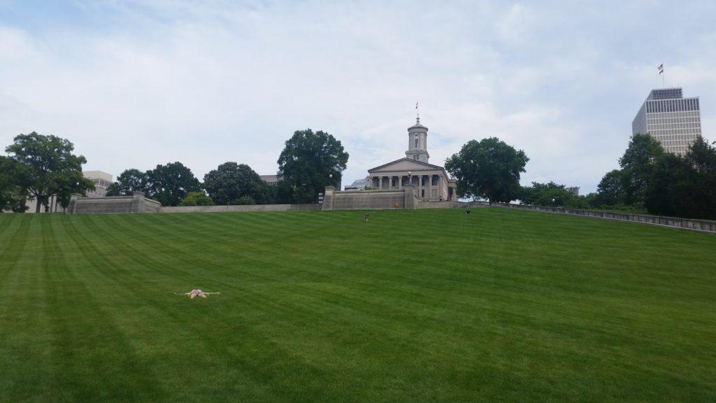 Nashville grass area