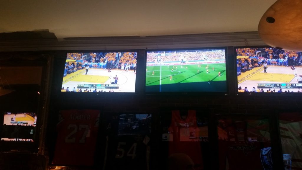 NBA Finals on tv in Washington
