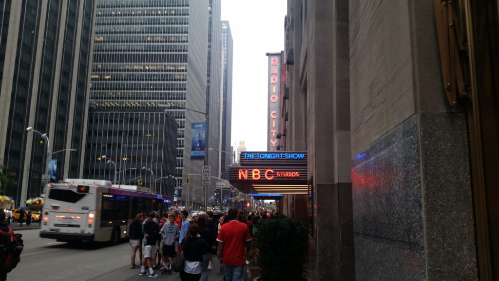 NBC Studios New York