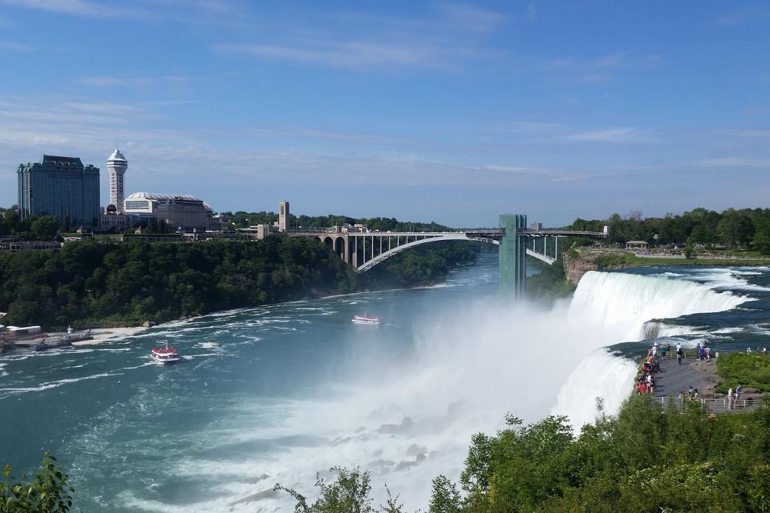 Niagara Falls header