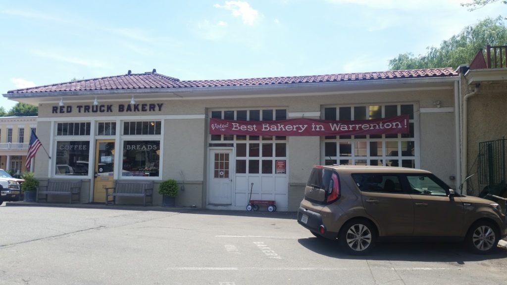 Red Truck Bakery Warrenton