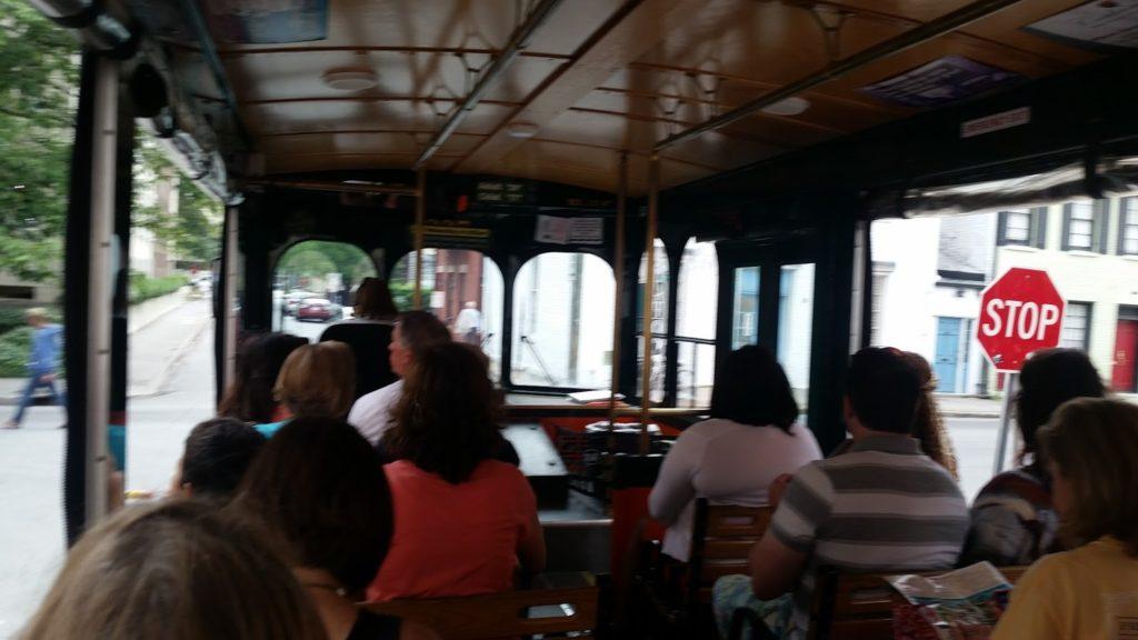 Savannah City bus