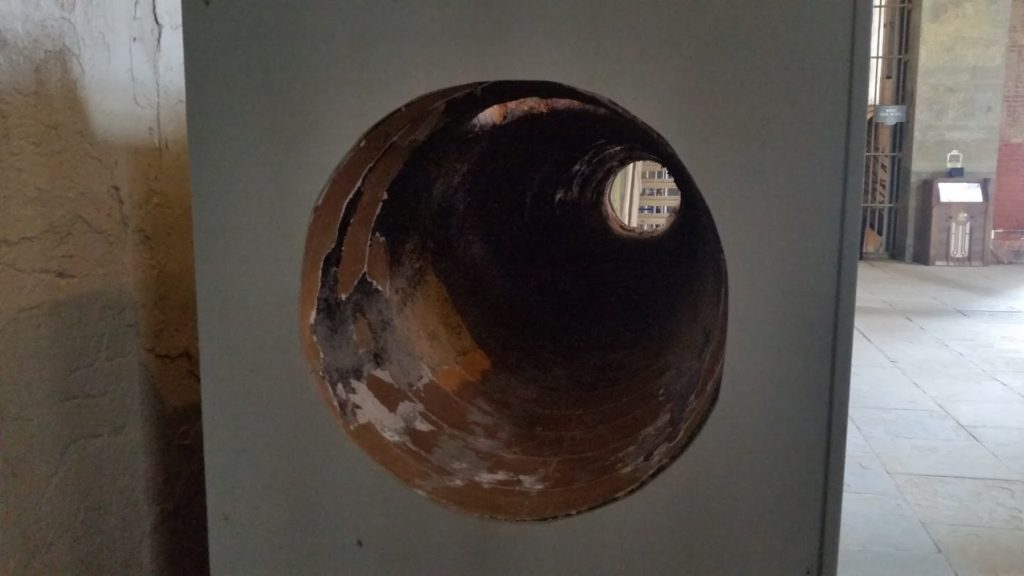 Shawshank tunnel