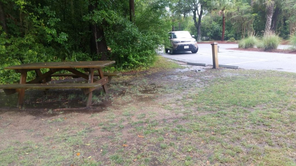 Wet Campgrounds