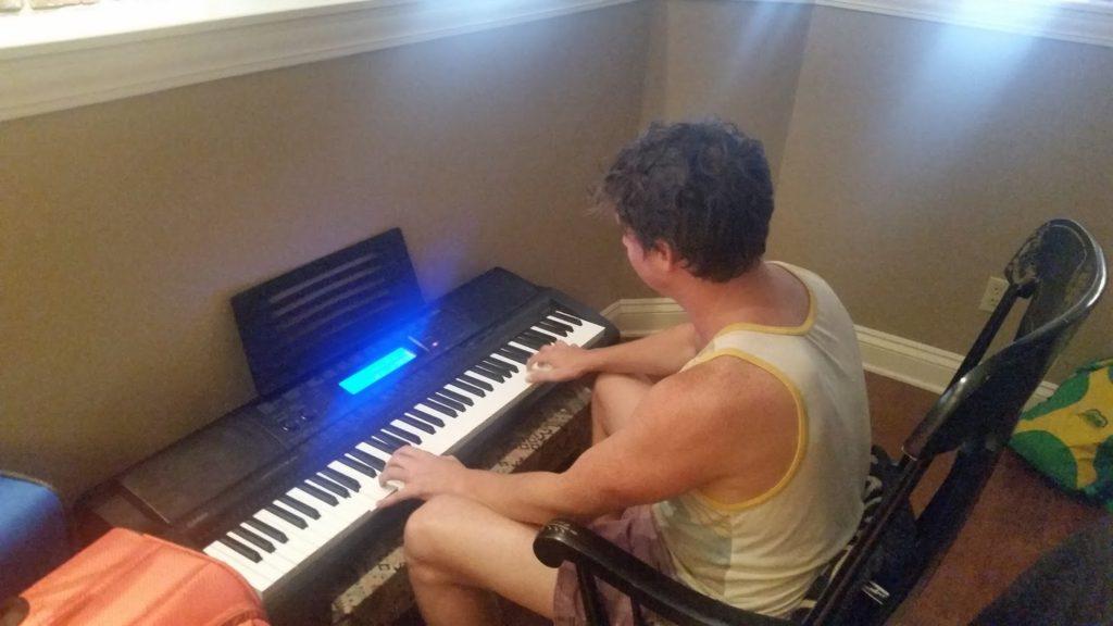 Adam keyboards Kansas