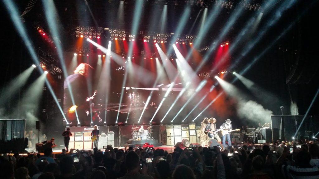 Aerosmith in Washington