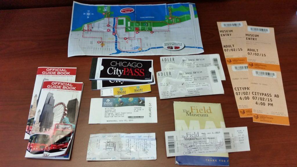 Chicago City Passes