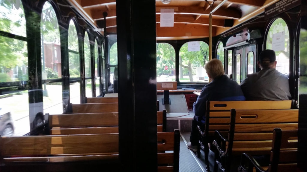 Chicago Tram