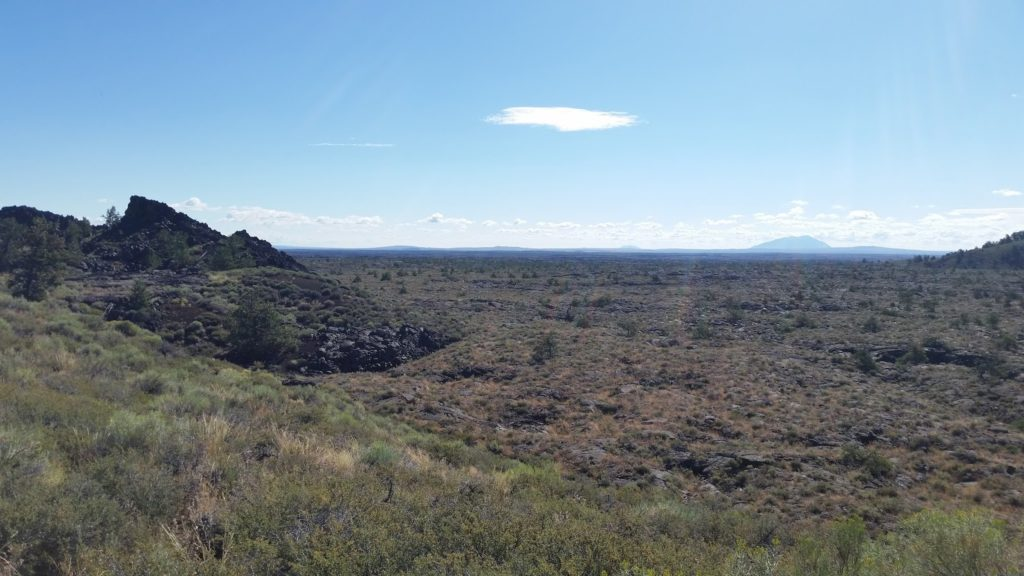 Volcanos and lava