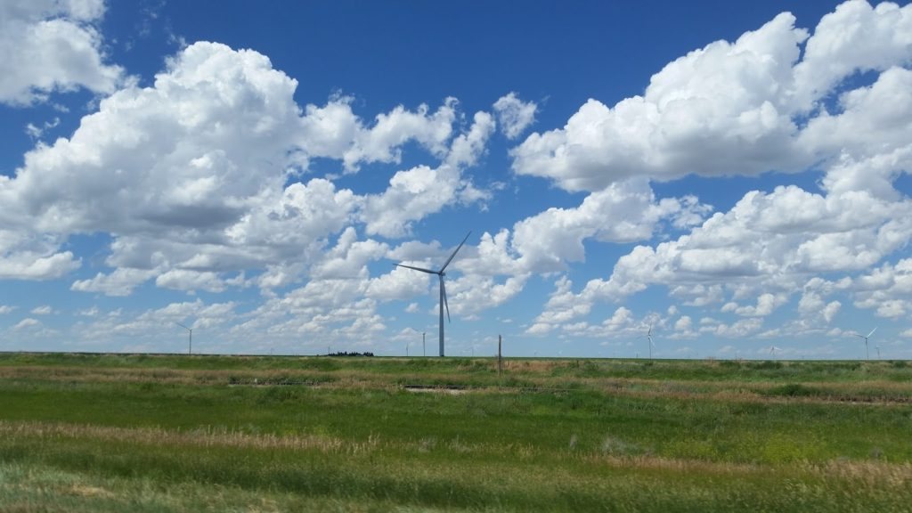 Denver windmill
