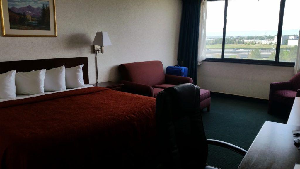 Denver room
