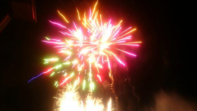 Utah Fireworks
