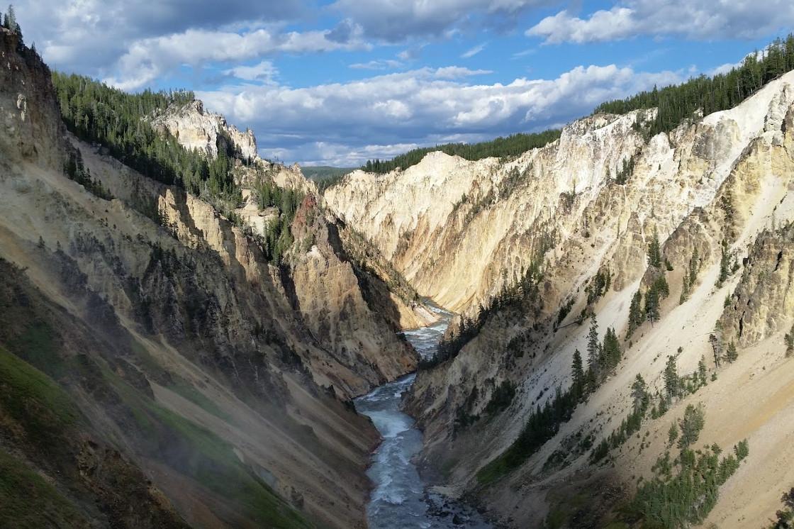 Yellowstone journey header