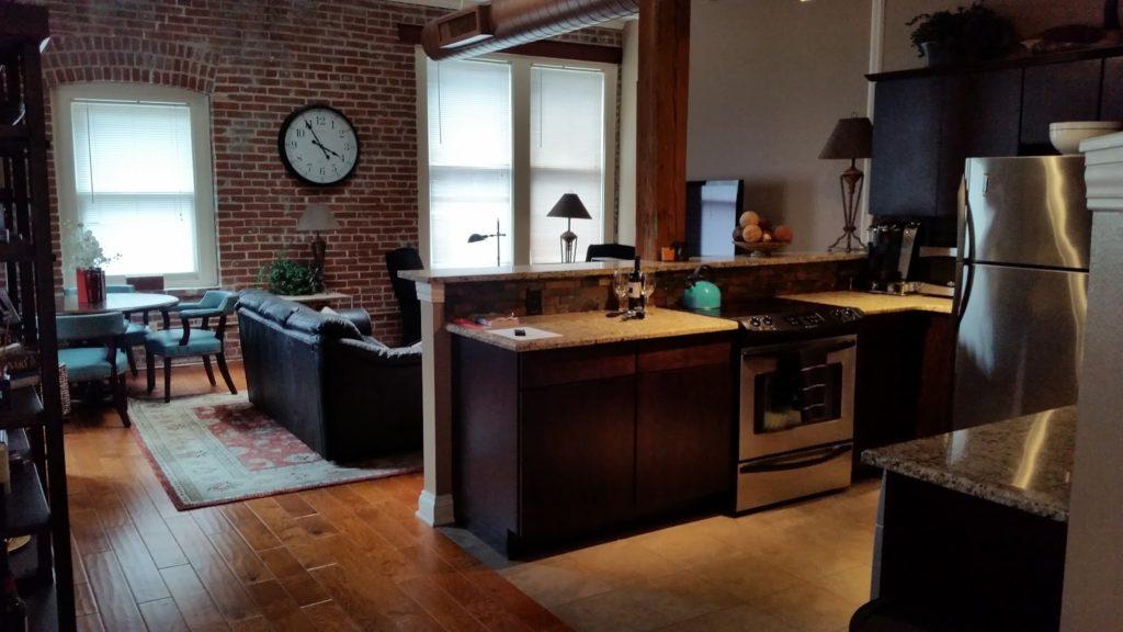 Kansas City Airbnb Apartment