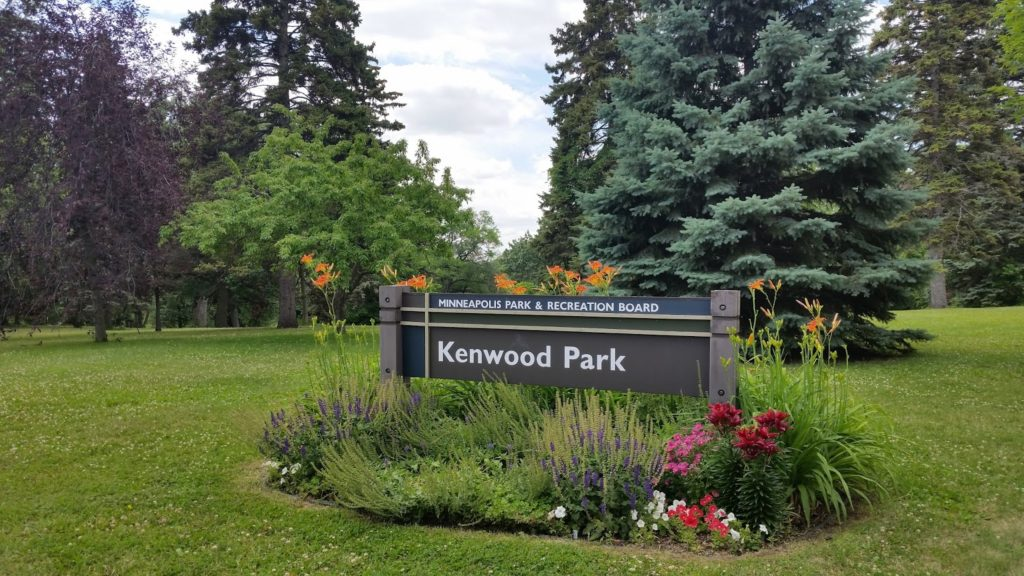 Kenwood Park Minneapolis