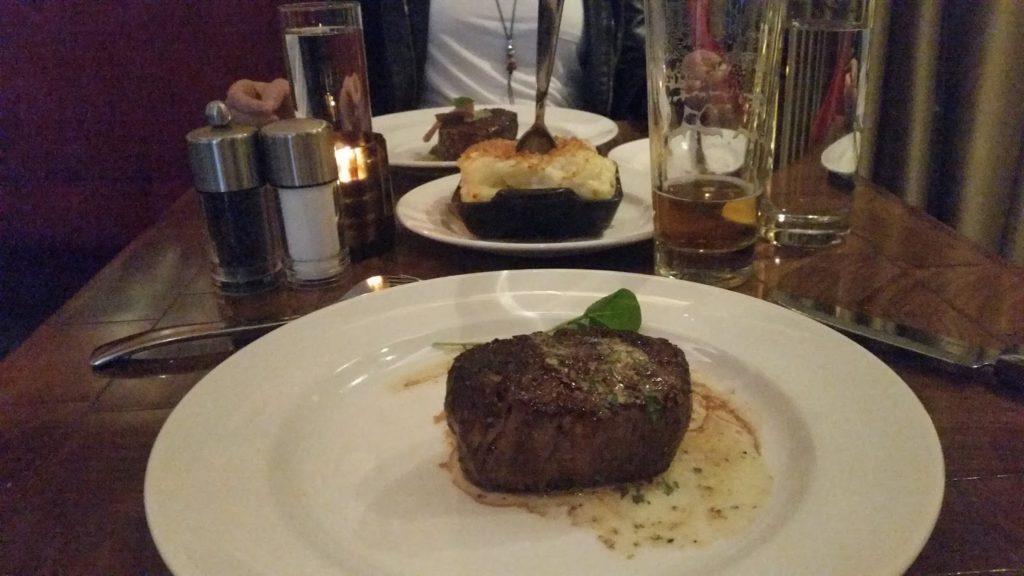 Michael Jordan Steakhouse Chicago