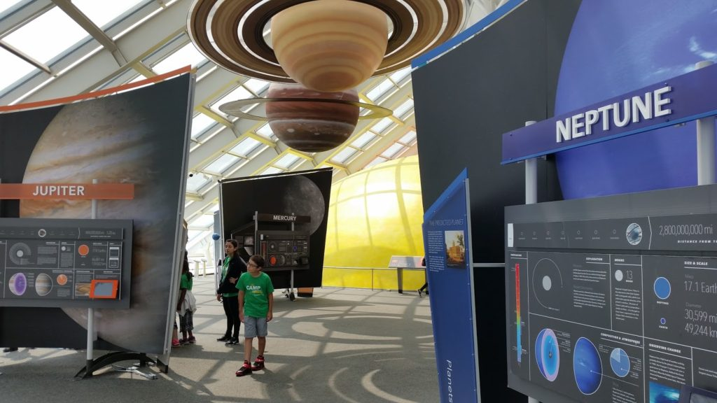 Planets Chicago Museum