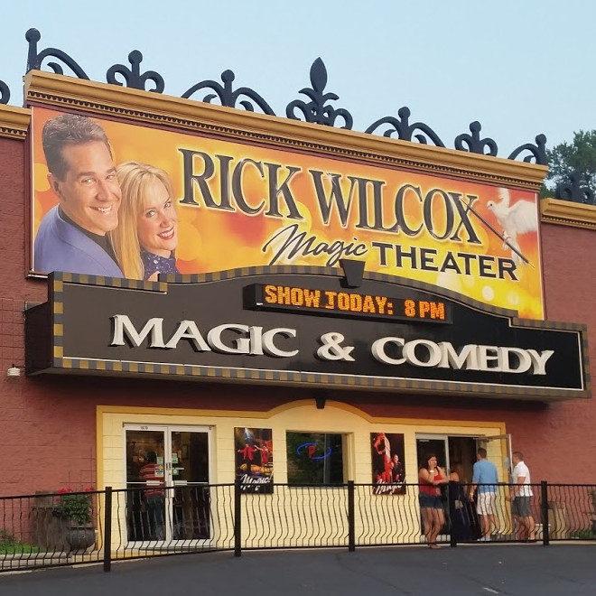 Rick Wilcox Theater