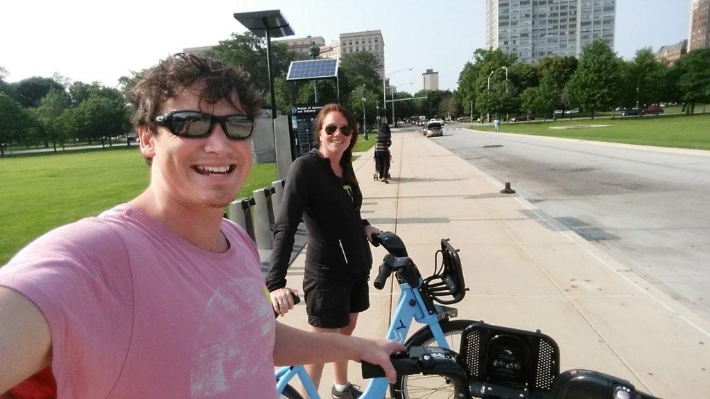 Bike Riding Chicago