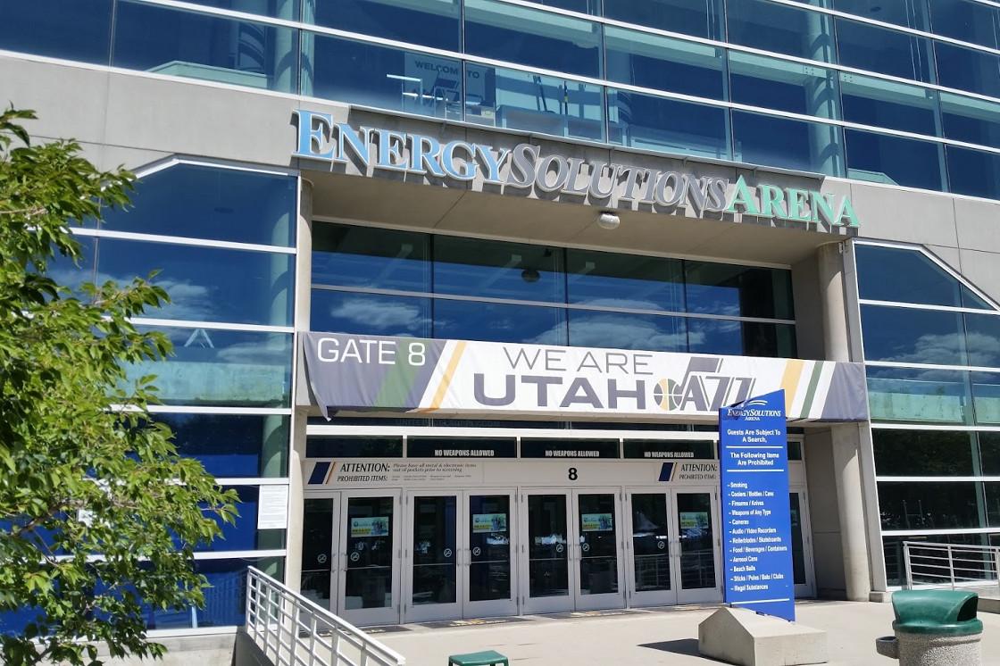 Energy Solutions Arena, Utah