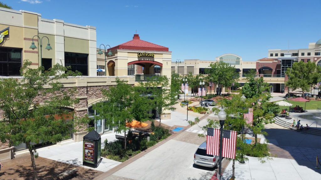 Salt Lake City mall
