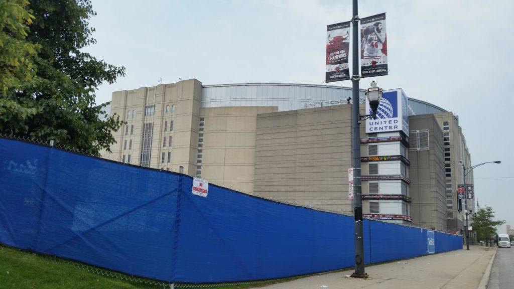 United Center Chicago Bulls