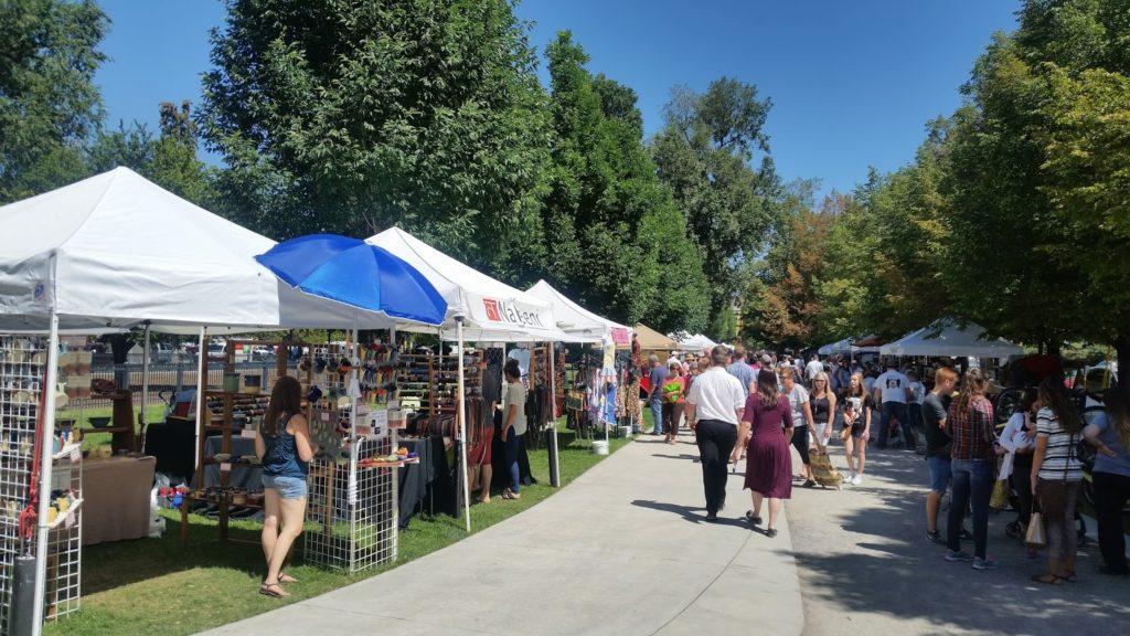 Salt Lake City Farmers Market