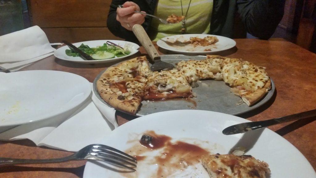 Wisconsin pizza