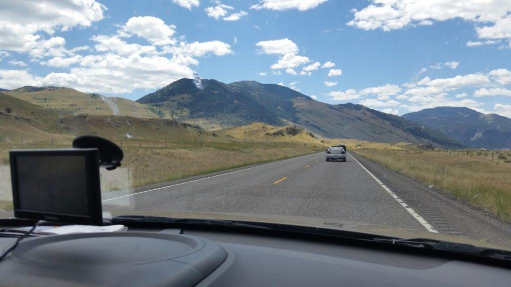 Yellowstone drive