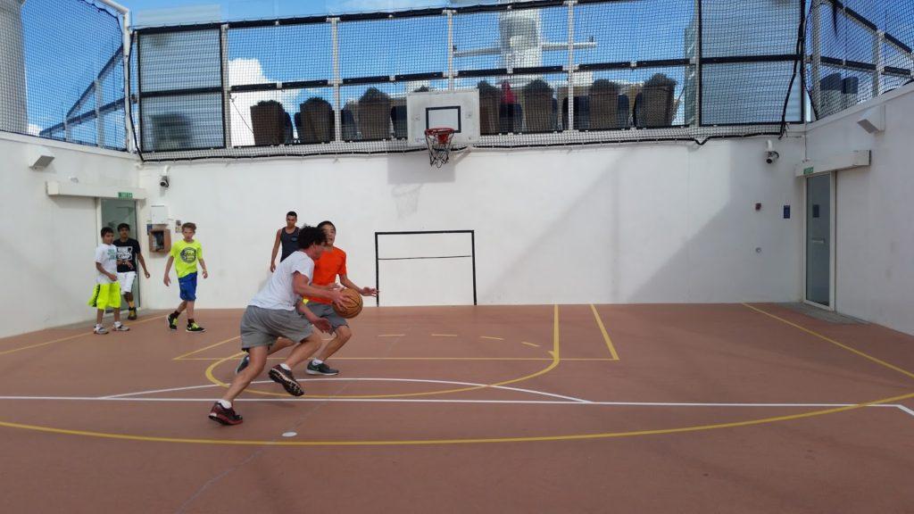Adam basketball drive
