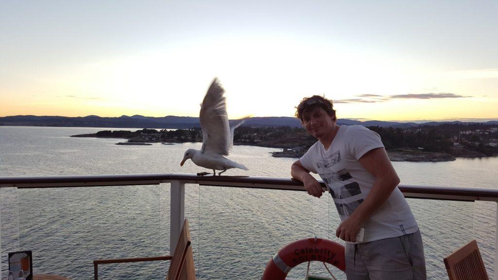 Adam & Seagull