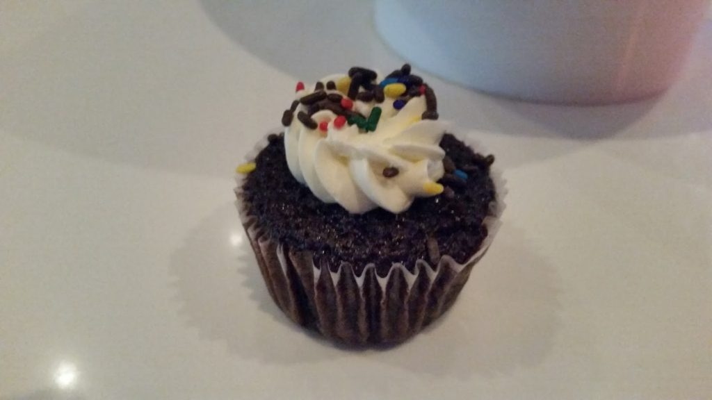 Cup cake time