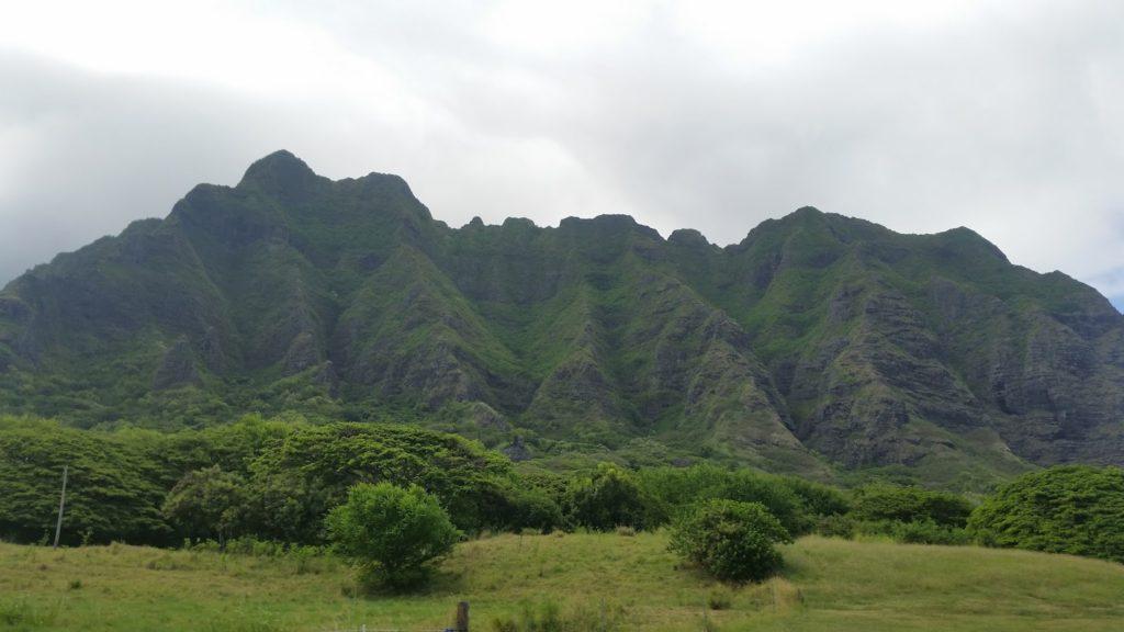Jurassic Park hills